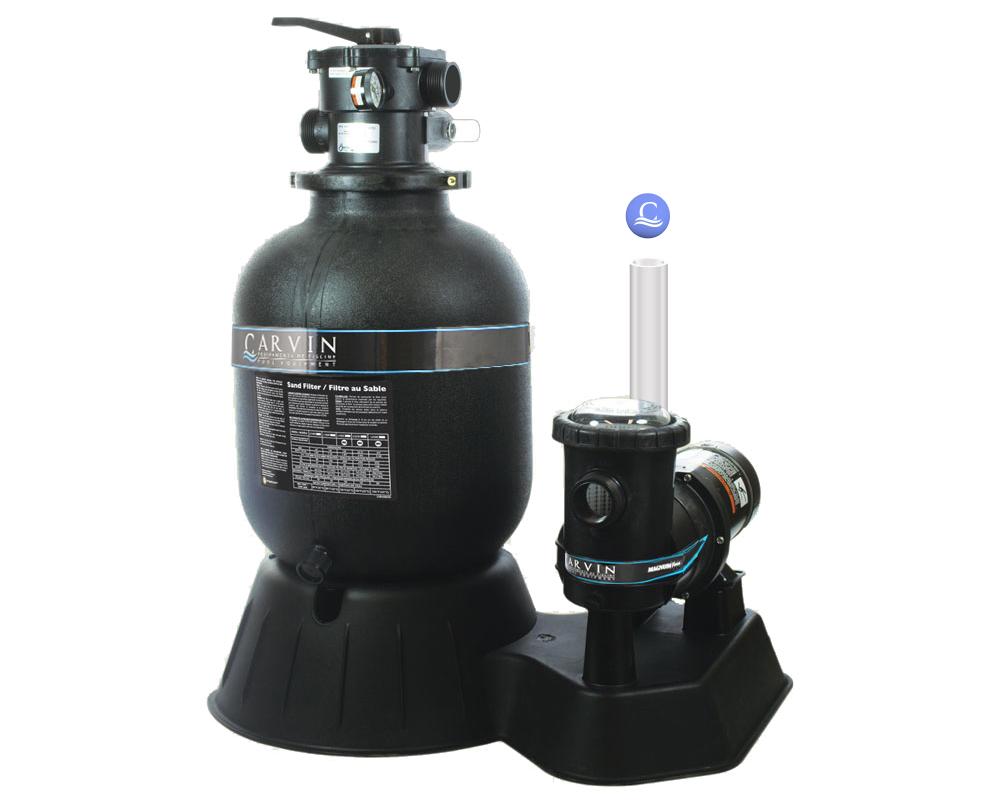 Sistema de Filtración
